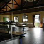CRUSEILLES intérieur réfectoire