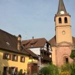 Villé village